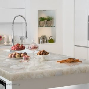 столешница для кухни из кварца caesarstone 8141