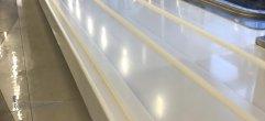 Столешница из искусственного камня для подносов