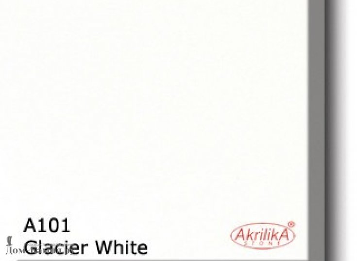 Akrilika a101 Glacier White