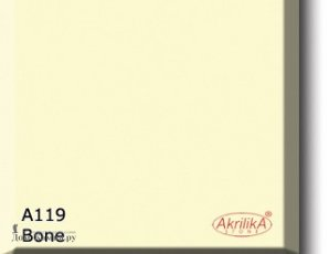 Akrilika a119 Bone