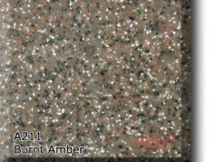 Akrilika a211 Burnt Amber
