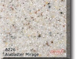 Akrilika a226 Alabaster Mirage