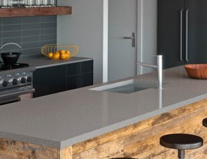 4003 sleek concrete swatch caesarstone