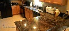 Столешница для кухни из гранита Asterix