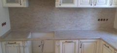 Заказать столешницу и стеновую панель из искусственного камня