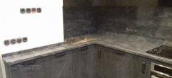 Столешница из искусственного камня Corian серия marmo