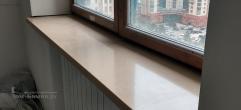 Подоконники из искусственного камня для окна